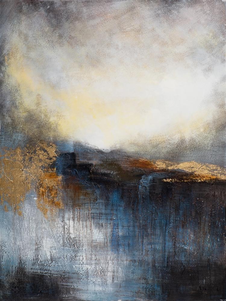 Schilderij abstract 120x90