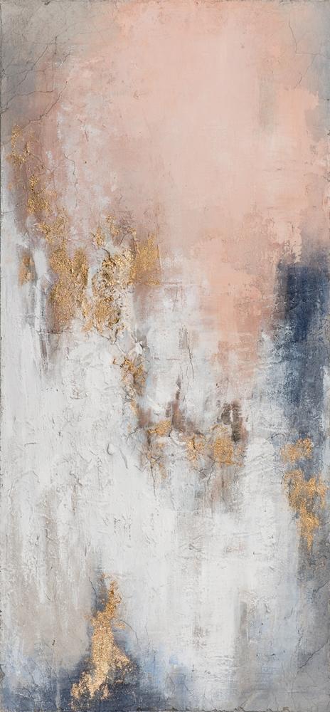 Schilderij abstract 70x150