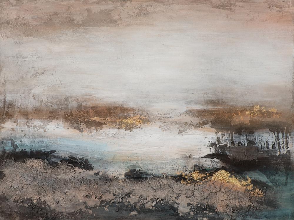Schilderij abstract 90x120