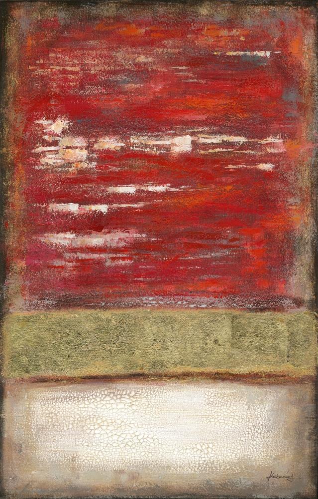 Schilderij abtract 90x140