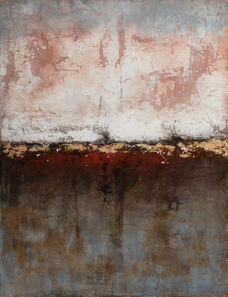 Schilderij abstract 115x150