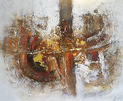 schilderij modern 100x120