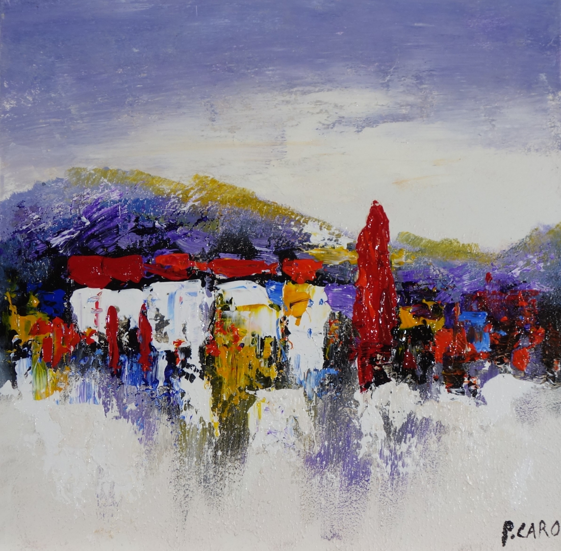 schilderij modern 50x50