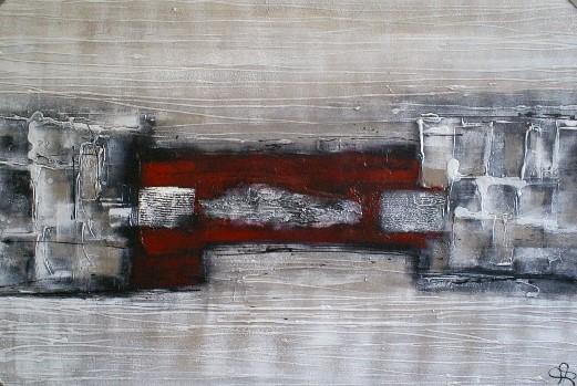 schilderij modern 100x150
