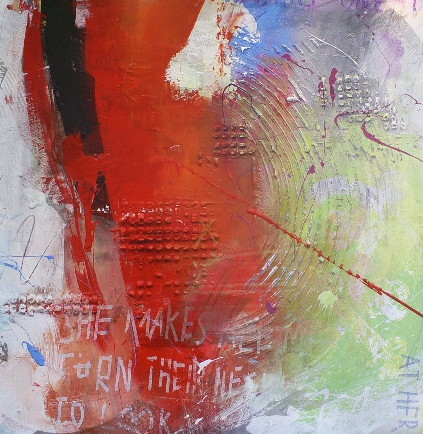 Dibond100x100 abstract