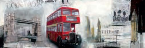 London 60x180