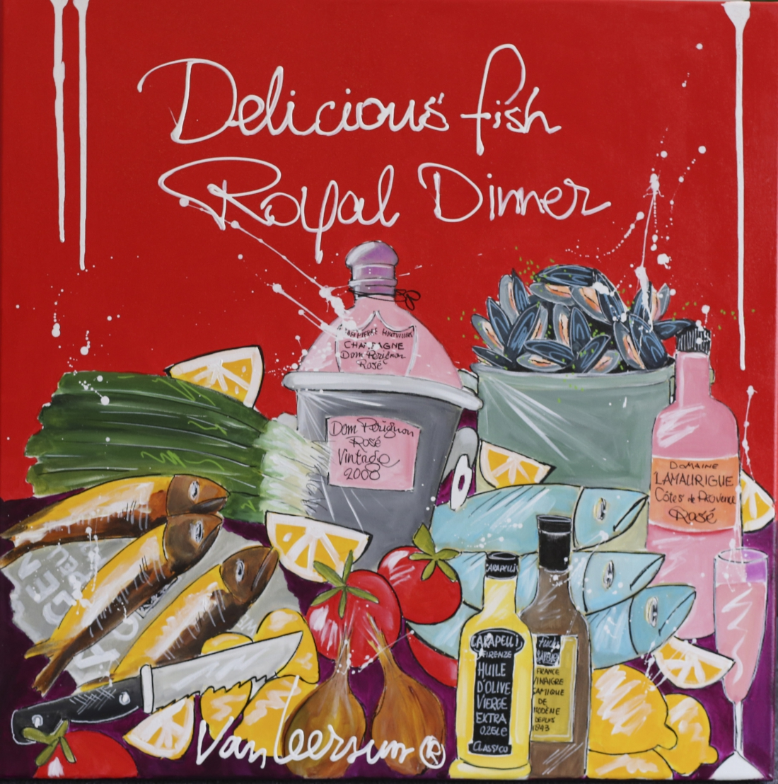 Delicious Fish Royal Diner 80x80
