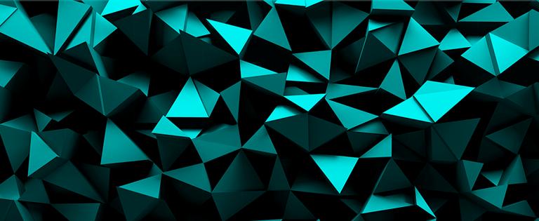 Fotokunst abstract op glas 50x125