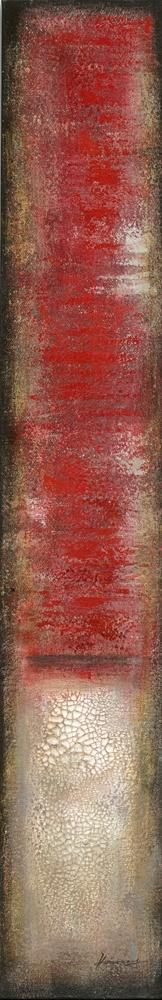 schilderij modern 25x150