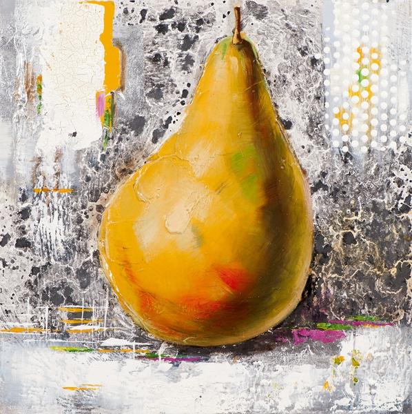 schilderij Peer 60x60