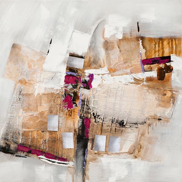 schilderij modern 40x40