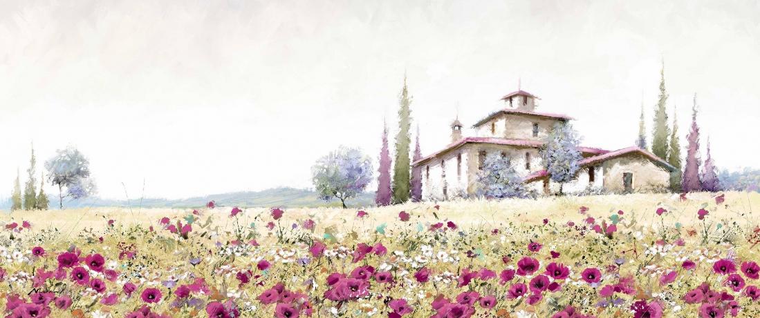 Toscane villa 60x150