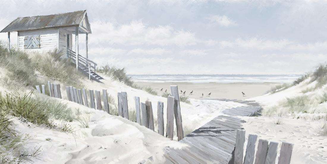 Beach house 70x140