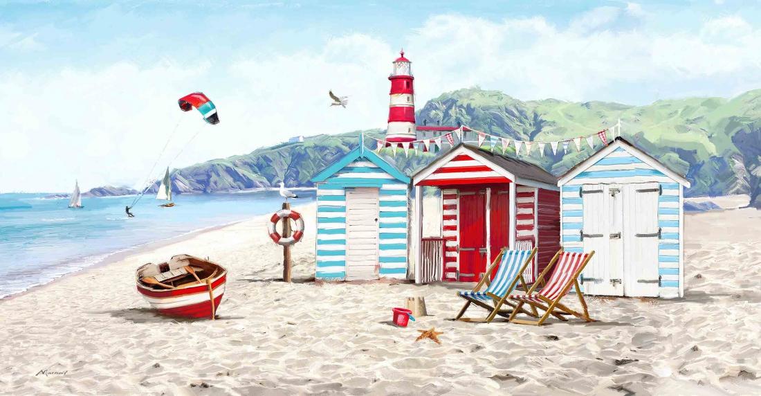 Strandhuisjes 70x140