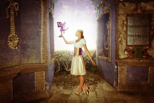 Schilderij Dream 95x140