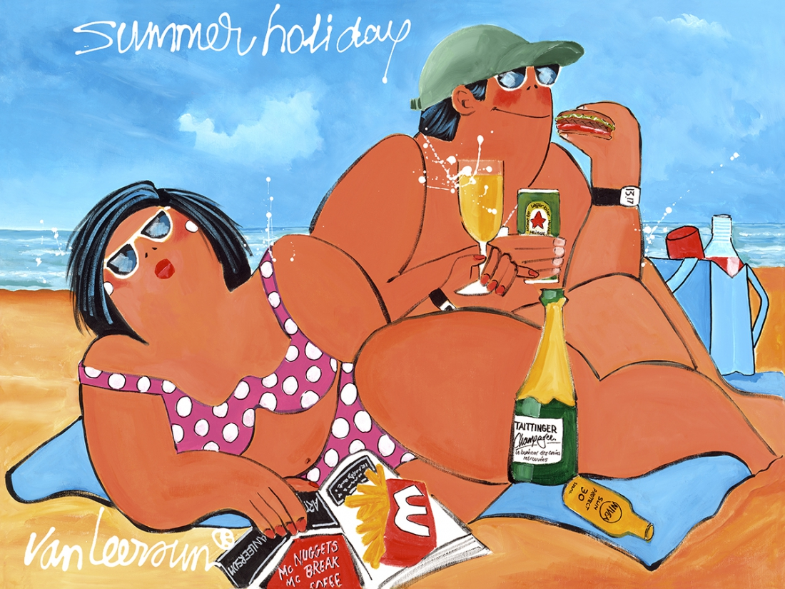 Summer Holiday 75x100