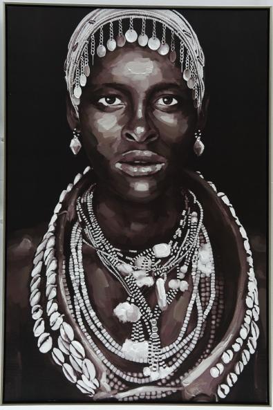 Schilderij figuratief 82x122