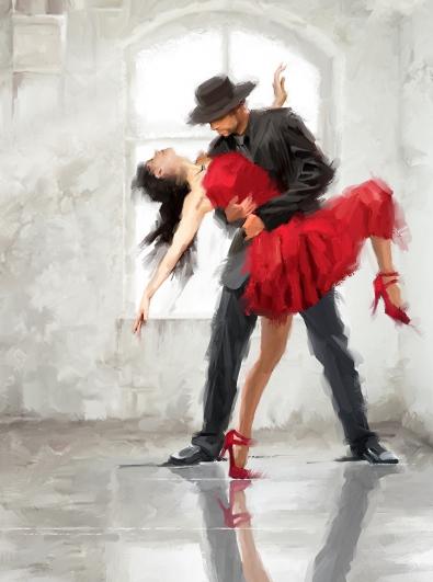 Tango dans 75x100