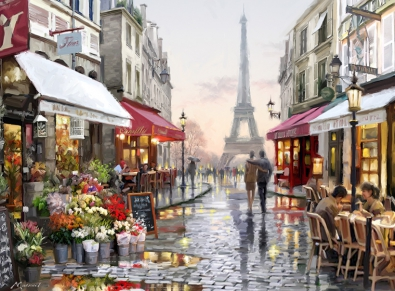 Paris Promise 75x100