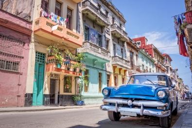 Fotokunst Cuba 75x100