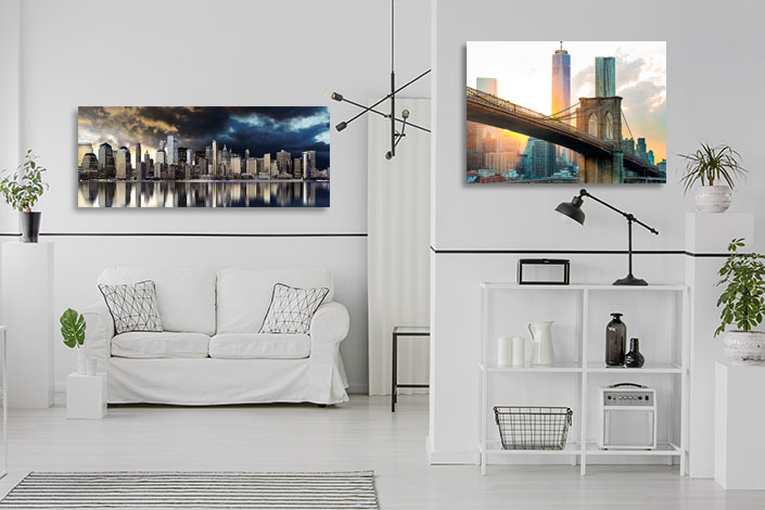 materialen voor een city chic interieur