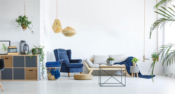 Interieur blog woonkamer decoratie