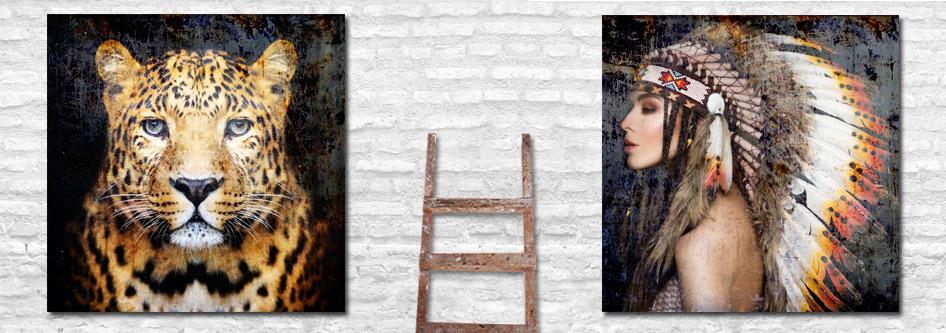 industriële schilderijen