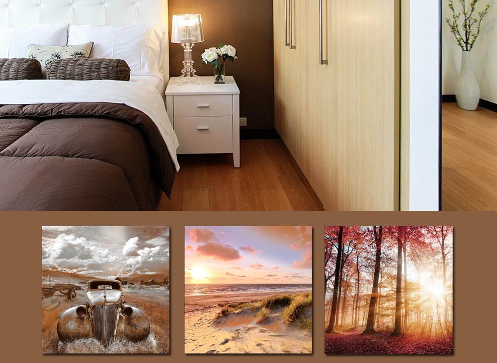 moderne slaapkamer inspiratie