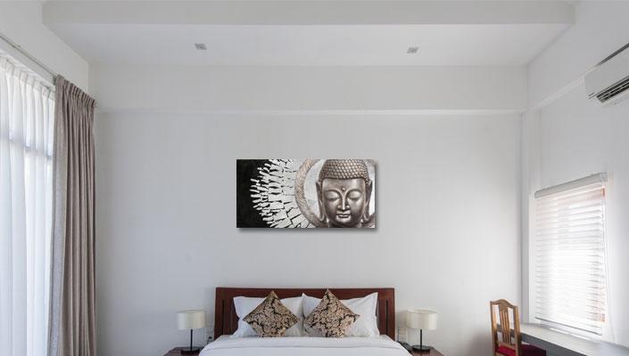 Boeddha slaapkamer