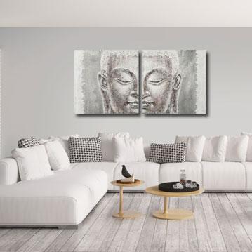 Zen interieur Boeddha