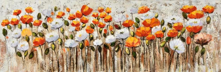 canvas schilderijen bloemen
