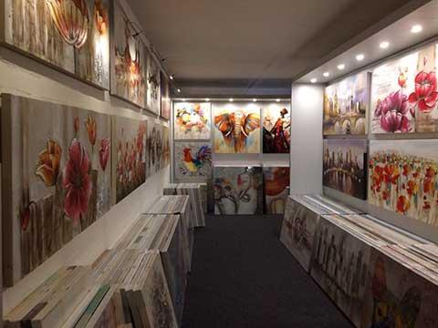 Schilderijen kopen doet u betaalbaar online bij Schilderijenshop