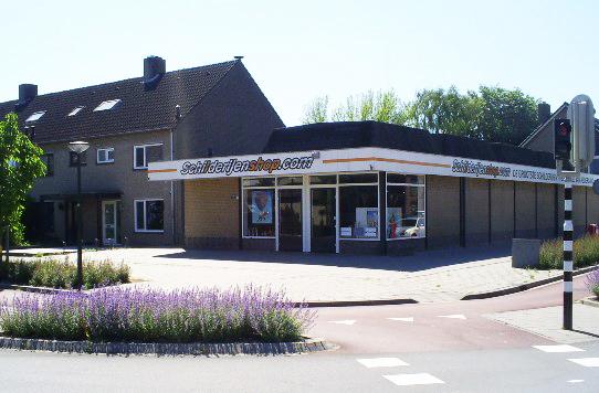 Schilderijenwinkel