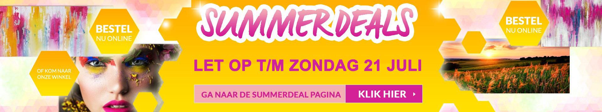Schilderijen Summer Deals