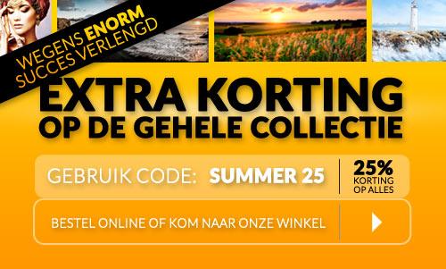 Schilderijen Summer Sale