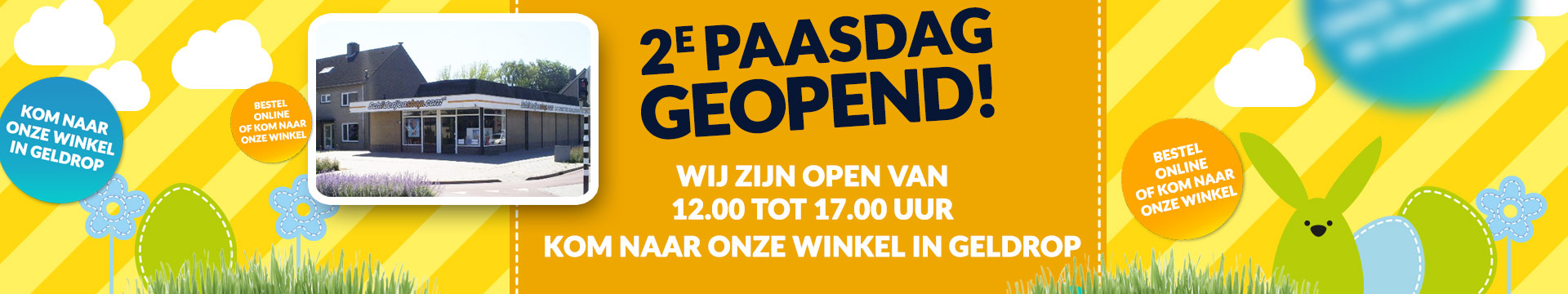 Extra geopend